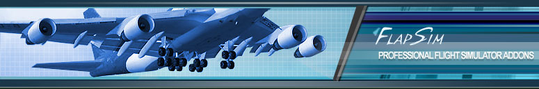 FlapSIM Software - Professional Flight Simulator Addons
